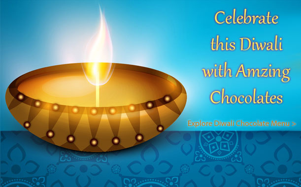 Send Diwali chocolate gifts to any city in India
