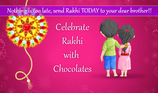 Send and gift Rakhi to your brother, send rakhi to any city in India