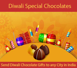 Send Diwali chocolate gifts to friends, family & corporates
