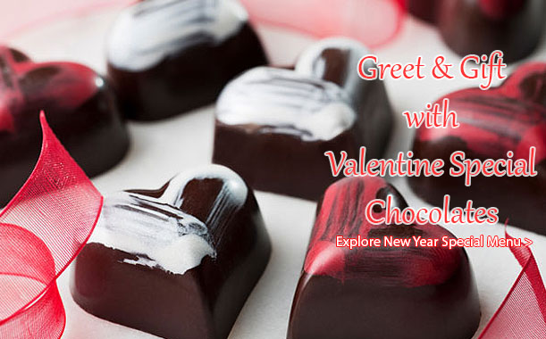 Send love with Chocolates to your loved one on this Valentines day- All over India free delivery