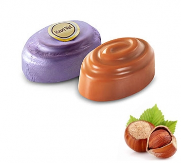 Image of Hazelnut Praline Chocolate
