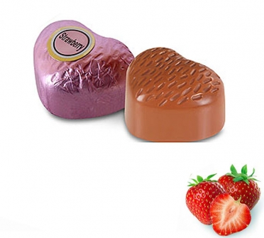 Image of Strawberry Praline - Delicious Chocolate