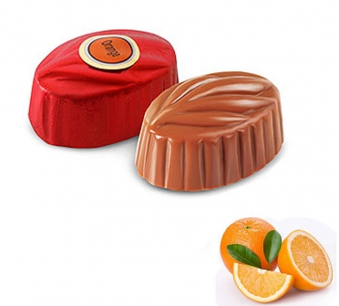 Image of Orange Pralines - Sweet Sour & Tasty