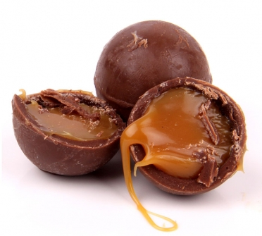 Image of Cocoa Cream Truffle