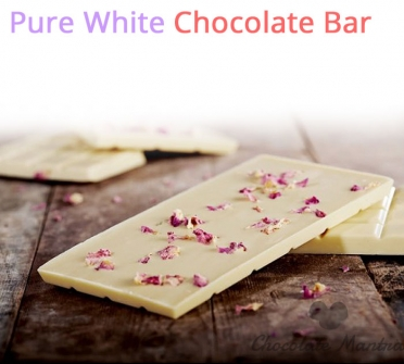 Image of Pure White Chocolate Bar