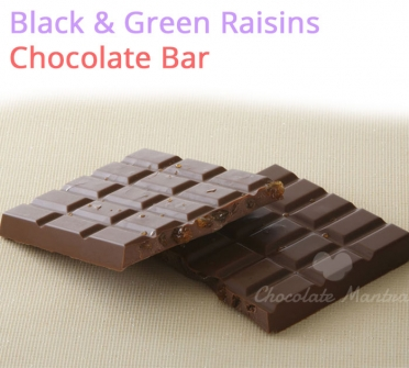 Image of Raisins Chocolate Bar