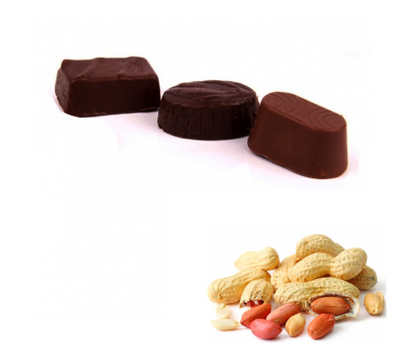 Image of Peanut Dark Chocolates