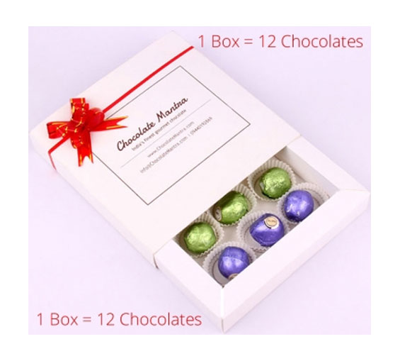 Image of Coffee Dark Chocolates