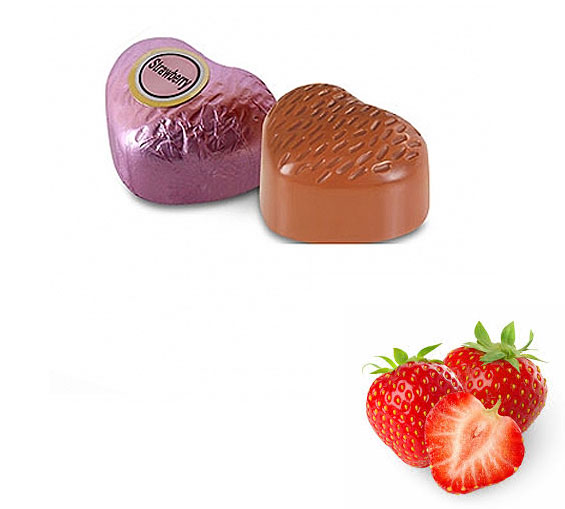 Image of Strawberry Dark Chocolates