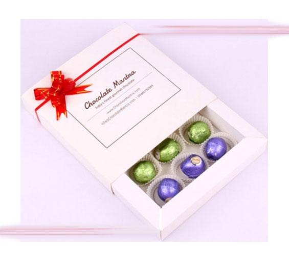 Image of Rakhi with 25 varieties chocolates