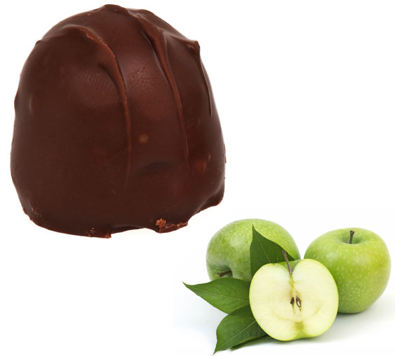Image of Green Apple Sugar-Free Chocolates