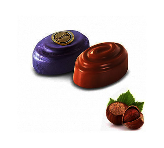 Image of Hazelnut Sugar-Free Chocolates