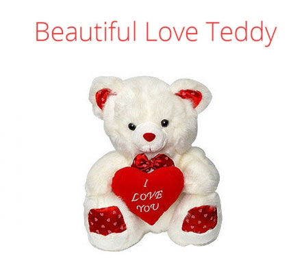 Image of Dry Fruit & Nuts Chocolate Bar - Valentine's Spl with Teddy