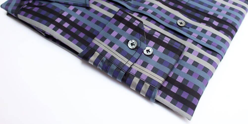 Priveeparis Designer Check Shirt Online India