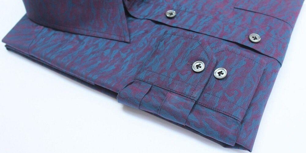 Priveeparis luxury jacquard party club shirt online India