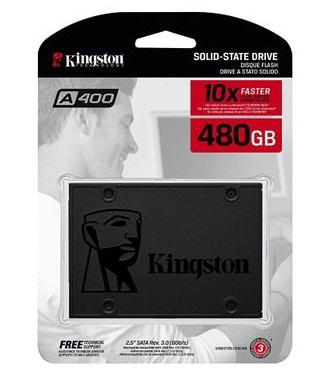 Introducing range of Kingston SSD HDD - Now make your PC 10x times faster.