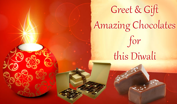 Send diwali chocolate gifts - All over India free delivery
