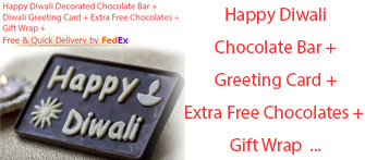 Diwali special chocolate gift of the week