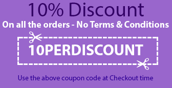 10% Discount Coupon, buy chocolates at discount price
