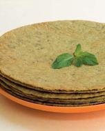Image of Karela Methi  Khakhra (Diabetic And Low Calorie Snack)