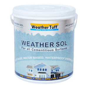 Wall Primer --Weather Sol ( Latex Base )