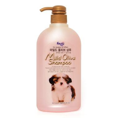 Forbis Mild Olive Dog Shampoo 750 ml