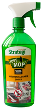 Herbal Strategi Kitchen Cleaner Justmop Spray 500 ml