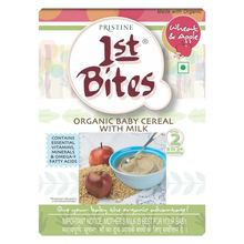 Pristine Organics 1st Bites - Wheat & Apple Powder (8 Months - 24 Months) Stage - 2,  300gm