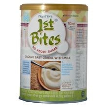 Pristine Organics 1st Bites - Rice - No Added Sugar (6 Months - 24 Months), 400gm