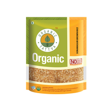Organic Tattva Brown Basmati Rice 1 kg