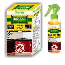 Herbal Strategi Justout Cockroach  Repellent  ( Weight Option Available )