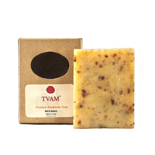 Tvam Handmade Mint & Sesame Soap, 100 gm