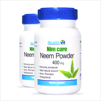 //d27afjhe0vu8x.cloudfront.net/store_5626/products/49531/HealthVit_NEEMCARE_Neem_Powder_400_mg_60_Capsules_%28Pack_Of_2%29_For_Skin_Care_medium.jpg