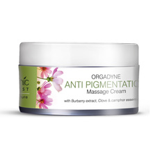 Organic Harvest Anti Pigmentation Massage Cream, 50 gm