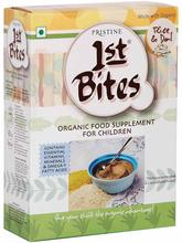 Pristine Organics 1st Bites Weaning Food Supplement Rice & Dal, 300 gm