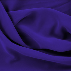 Bamboo-Georgette Dazzling Purple Fabric