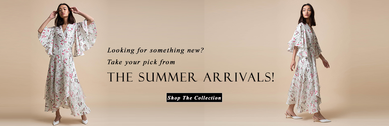 Classic & Hand Picked Summer Couture for Women