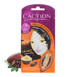Laction Shea Butter Face Mask