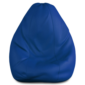 Story@Home Comfort XL Bean Bag Chair without Beans (Blue)