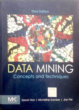Data Mining Book By Kamber