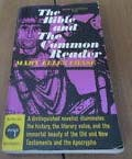 Bible and the Common Reader