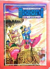 Illustrated Mahabharata for Children