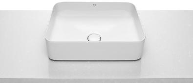 E Ceramall Buy Roca Inspira Square Table Top Basins Rs327530000 Online