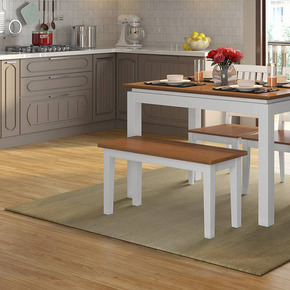 Diner Compact Dining Bench