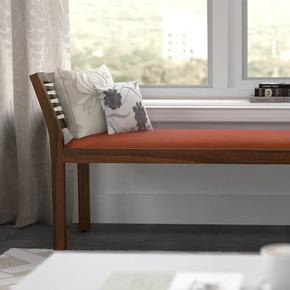Latt Upholstered Bench